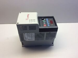 Refurbished Allen Bradley Powerflex40 Cat 22b b8p0n104 2hp