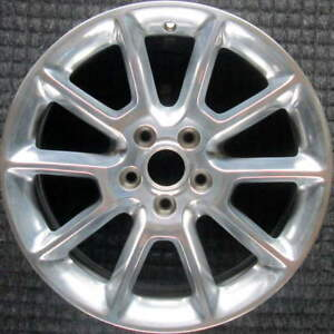 Ford Mustang Polished 18 Inch Oem Wheel 2010 2012 Ar3z1007f