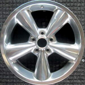 Ford Mustang Polished 18 Inch Oem Wheel 2006 2009 6r3z1007h