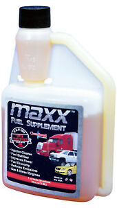 Cleanboost Maxx 16oz Fuel Treatment For Gas Diesel Fuel Treats 480 Gallons