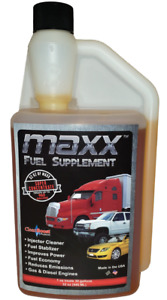 Cleanboost Maxx 32oz Fuel Treatment For Gas Diesel Fuel Treats 960 Gallons
