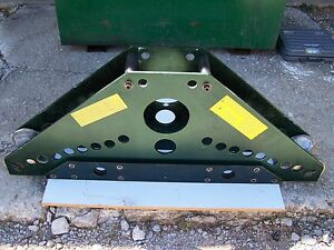 Greenlee 884 Hydraulic Conduit Bender Frame With Pipe Supports Pins