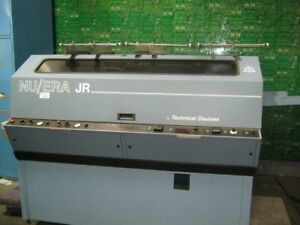 Technical Devices Nu era Jr Wave Solder Machine