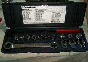 Gearwrench Kd Ratcheting Serpentine Belt Tool Kit