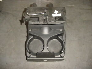 03 04 05 Dodge Ram 1500 2500 3500 Cup Holder Slate Gark Grey Oem