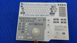 Aloka User Interface For Dynaview Ultrasound Ssd 1700