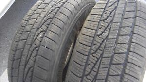 Two 195 65 15 Goodyear Assurance Weatherready 195 65r15 Tires 11 32 Tread