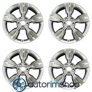 Hyundai Veloster 2012 2017 18 Factory Oem Wheels Rims Set 529102v250