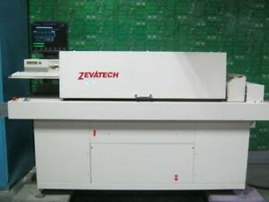 Heller Industries Zevatech Model 1088 Reflow Oven