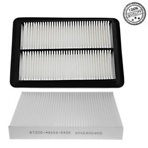 Air Filter Af8177 For Engine Cabin For Nissan Rogue 2014 2017 16546 4ba1a New