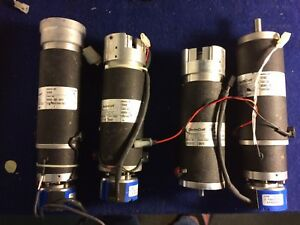 Lot Of 4 Reliance Electric Electro craft Servo Motor E243