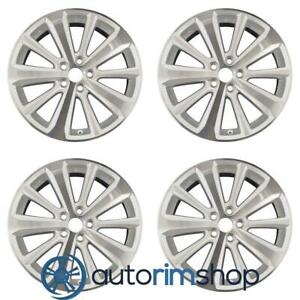 New 19 Replacement Wheels Rims For Toyota Highlander 2008 2013 Set 69548