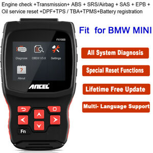 For Benz Full System Abs Srs Scanner Sas Dpf Tpms Epb Reset Diagnostic Scan Tool