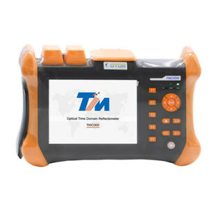 1310 1550nm 30 28db integrated Vfl Touch Optical Time Domain Reflectometer Vfl
