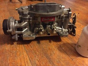 Edelbrock 1406 Performer Series 600 Cfm Carburetor