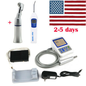 Dental Endodontic Endo Root Canal Treatment Finder Contra Angle Pulp Tester