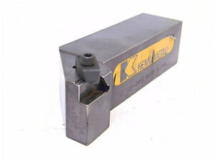 Used Kennametal 1 50 Shank Nsr 244d Top Notch Turning Tool Holder ng 4r