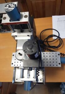 Minitech Mini mill 2 Precision Tabletop Cnc With Sherline Spindle Mach3 4