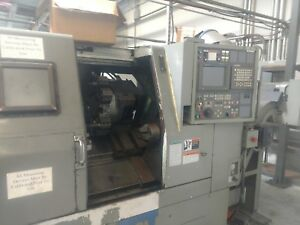 Mori Seiki Model Sl 200s Cnc Lathe New 1996