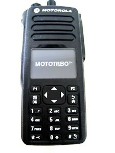 Motorola Mototrbo Xpr 7000 Series Digital Portable Two way Radio Uhf Antenna