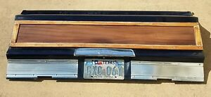 Jeep Woody Wagon Tailgate Wagoneer Bar Pub Surf Art Wallhanger Beach House