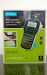 Sealed Dymo Labelmanager 280 Rechargeable Hand held Label Maker 1815990