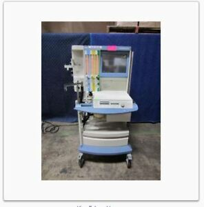 Drager Narkomed 6400 6000 Anesthesia System Surgical Medical