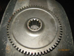 Farmall 706 856 1026 1456 1066 1486 Hitch Pump Drive Gear Free Shipping