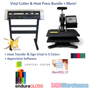 31 Vinyl Cutter 9 x12 Heat Press Heat Transfer Sign Vinyl Software