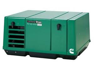 New Cummins Onan 4 0 Ky fa 6747 Qg 4000 Evap Rv Or Commercial Generator Set Rv