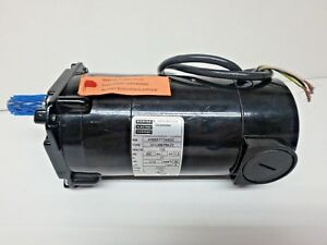 Bodine Electric Co 32a Series Parallel Shaft Dc Gearmotor 32a3bepm z2 Rpm 208