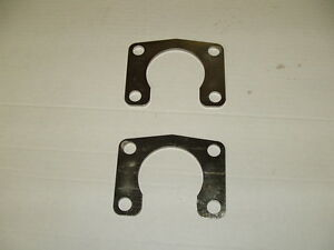 New 9 Inch Rear Axle Retainer Plate Big Ford Old Style 1 2 Bolt Hole