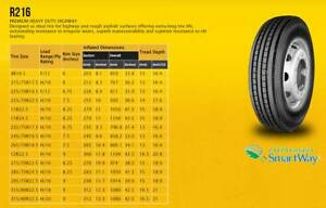 Semi Truck Tires Sale Roadlux Longmarch Smartway Verified R216 295 75r22 5