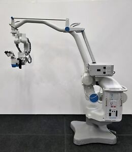 Moller wedel Vm900 Neuro Spine Surgical Microscope With Mms900 u Contraves Zeiss