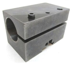 As is Kdk 405 Quick Change Master Bar For 2 Boring Bars Toolholder