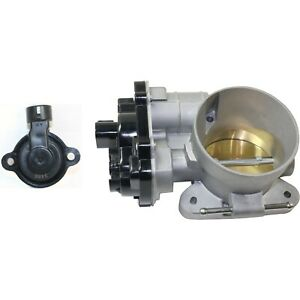 Throttle Body Kit For 2003 Silverado 1500 With Throttle Position Sensor 2pc
