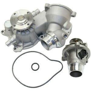 Water Pump Kit For 2007 2010 Bmw X5 2006 2008 750i Primary Pump 2pc