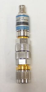 Hp 8470b agilent 8470b Crystal Detector Low Barrier Schottky Diode 10mhz 18ghz