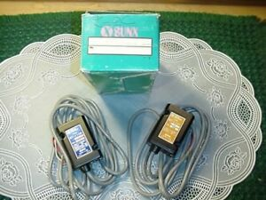 Sunx Photoelectric Set Rt 110r And Rt 110t New In Box