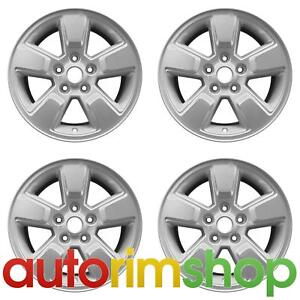New 16 Replacement Wheels Rims For Jeep Liberty 2008 2012 Set Silver