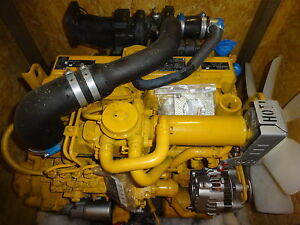 Caterpillar C3 3b Diesel Engine Brand New Unused 308e Excavator Cat 380 1778
