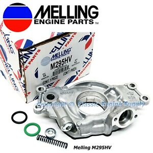 Melling High Volume Oil Pump Fits Many 1997 2016 Gm 4 8l 5 3l 5 7l Ls Engines