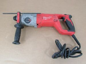 Milwaukee Sds Plus Rotary Hammer 1 Corded Electric 5262 21