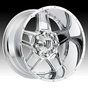 Monster Energy 543c Chrome 20x12 6x135 6x5 5 44mm 543c 2126844