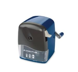 Staedtler Mars Rotary Pencil Sharpener 501 180 Dseigned Made In Germany