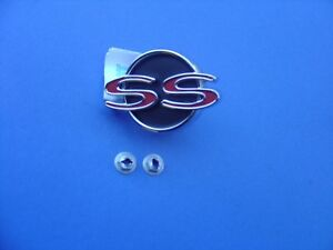 1966 66 Chevrolet Nova Grille Emblem nova Ss trim Parts new usa Made
