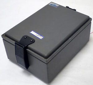 Ramsey Electronics Ste2200 Shielded Test Enclosure Box Fixture W Cable
