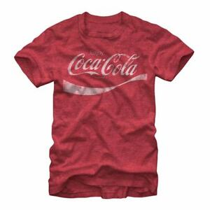 Coca-Cola The Taste Of Time T-Shirt Red
