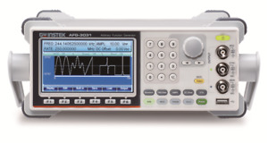 Gw Instek Afg 3021 20 Mhz Single Channel Arbitrary Function Generator