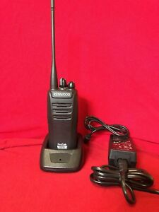 Kenwood Nx 340 Two Way Radio Digital Pro Talk Uhf